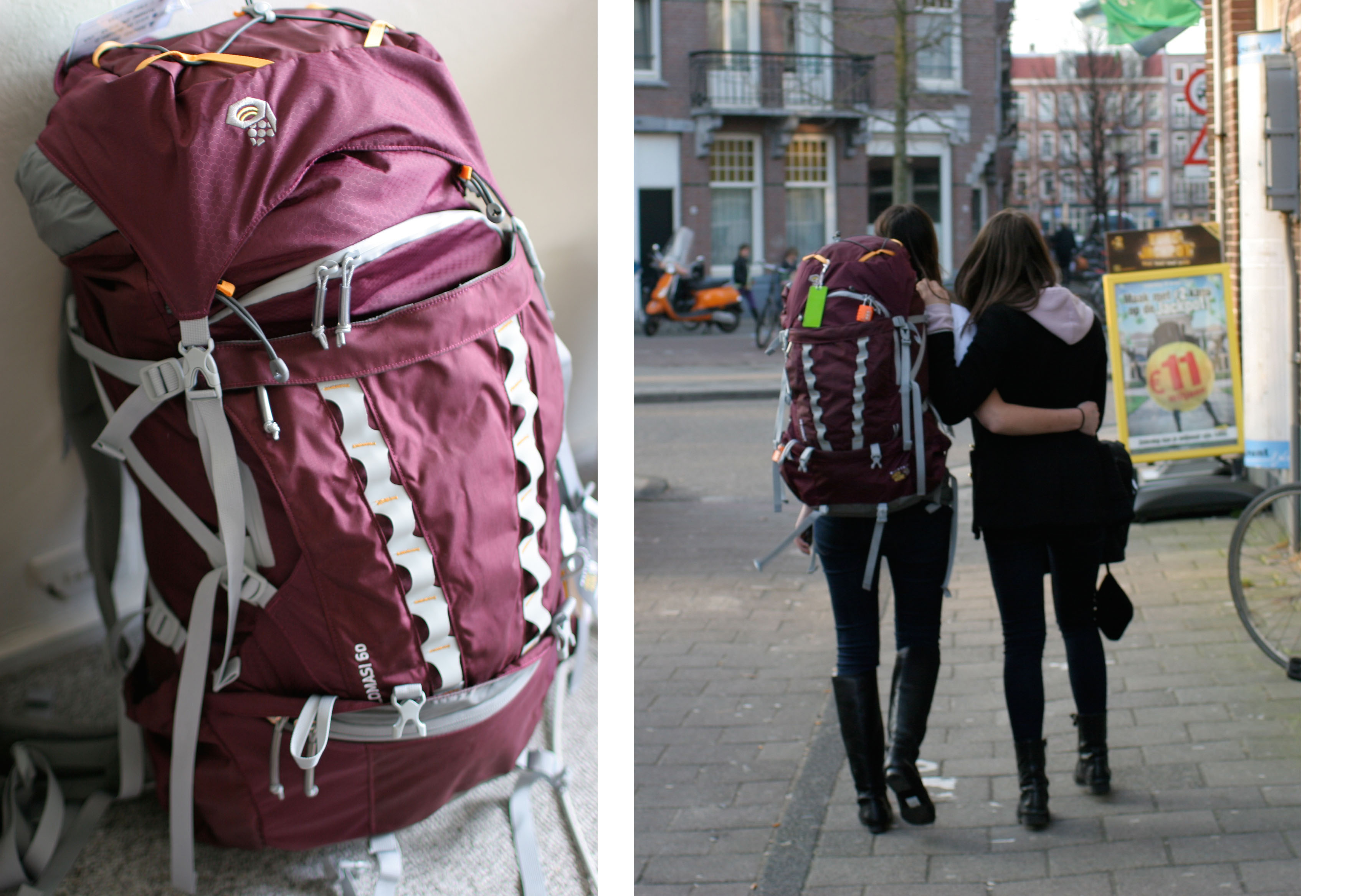 Backpack For Europe Travel - Crazy Backpacks