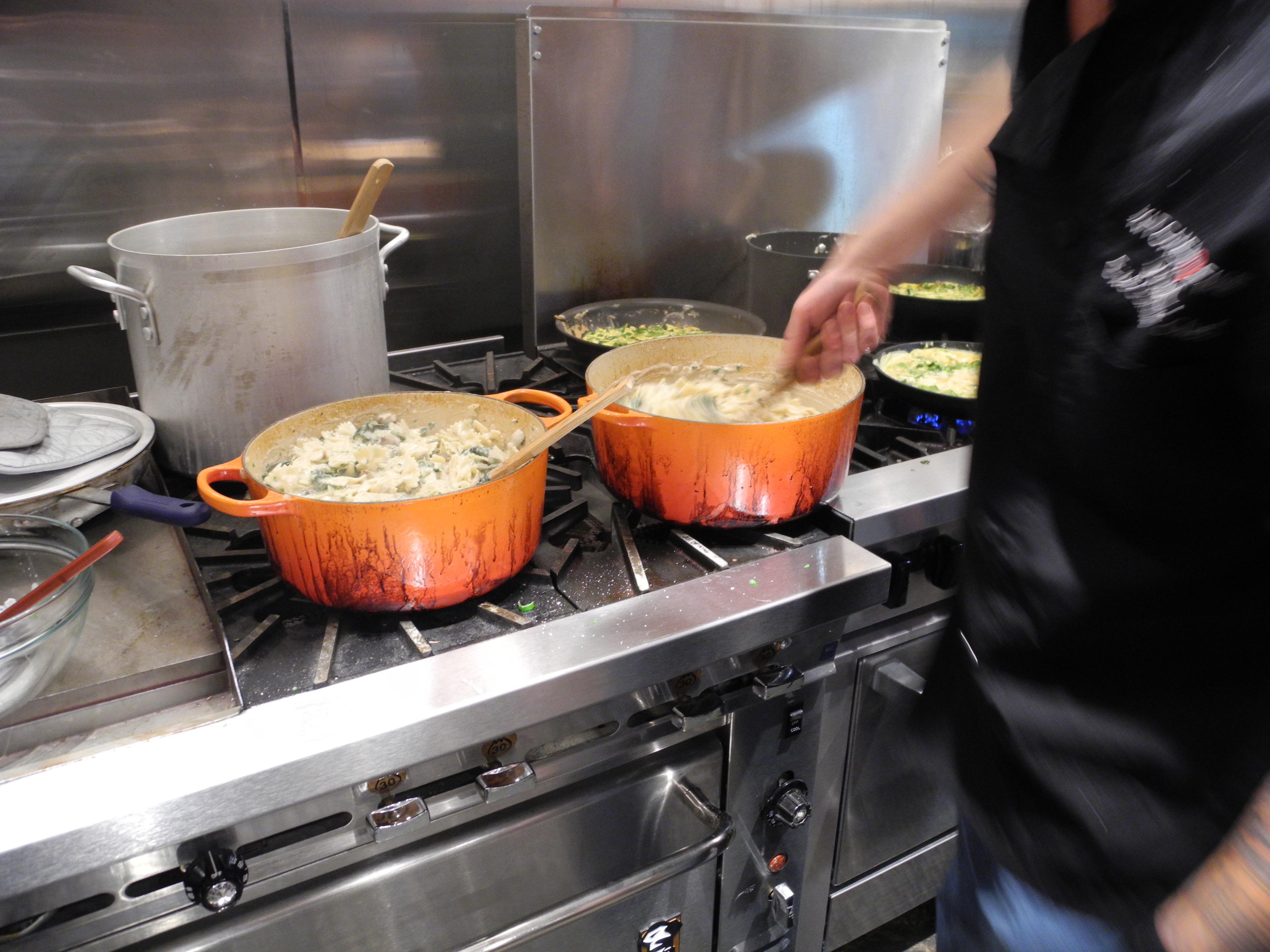 Kitchen on Fire: Cooking Classes in Berkeley   wayfaring amanda